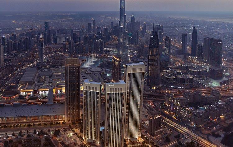 Downtown Views Apartments