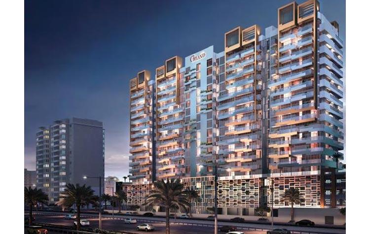 Azizi Grand Dubai Sports City