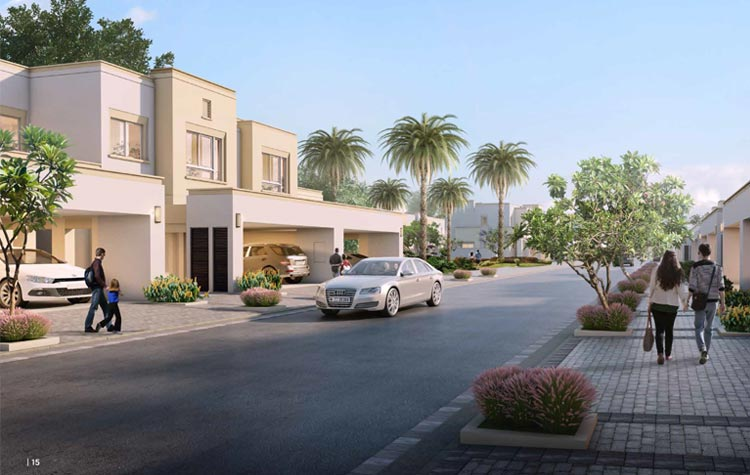 Naseem Townhouses