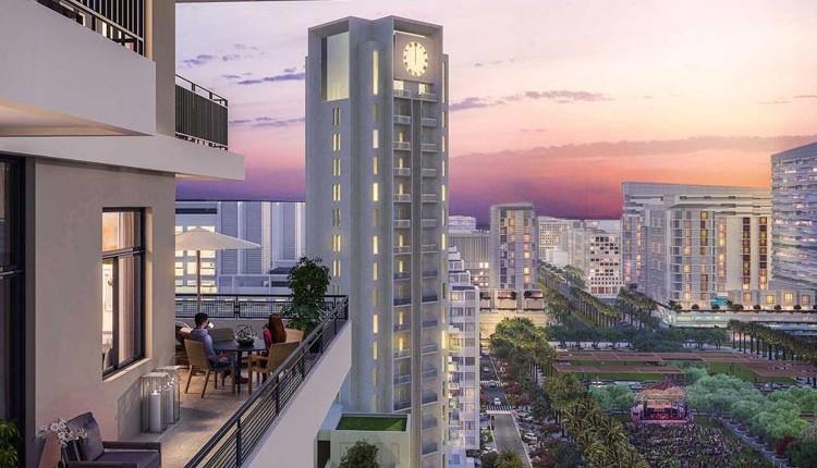 UNA Apartments Town Square Dubai