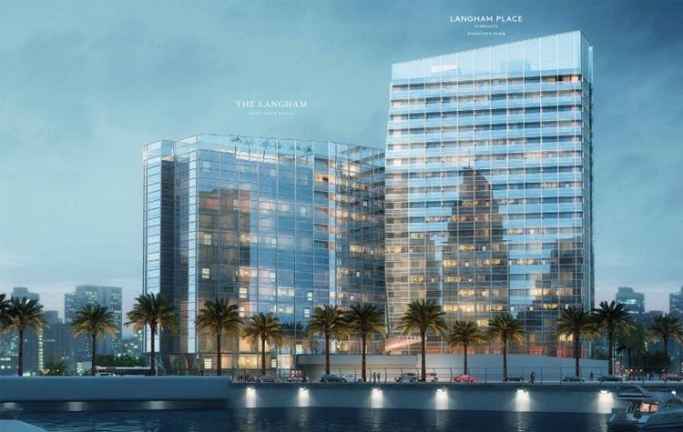 Langham Place Residences Downtown Dubai