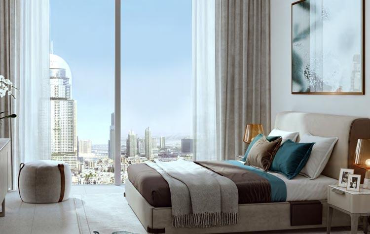 Emaar Grande Apartments