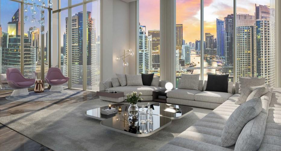 Dubai Marina Penthouses