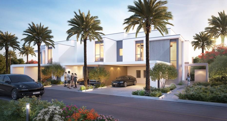 Townhouse-Dubai Hills Estate