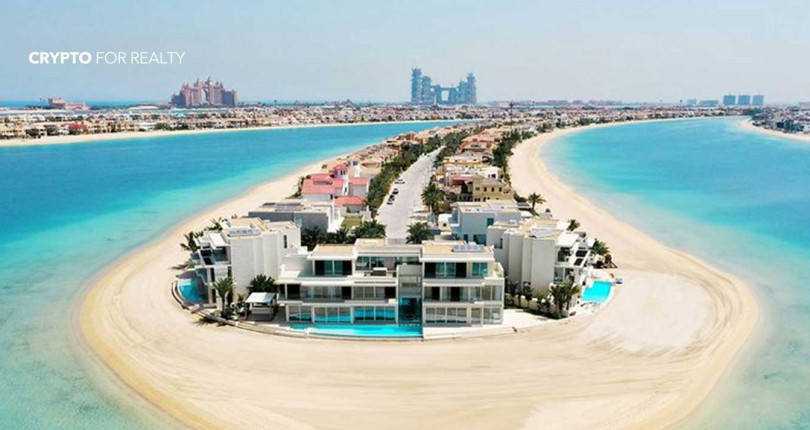 Palm Jumeirah Produces Another Ultra-Luxury Villa for Dh100 Million
