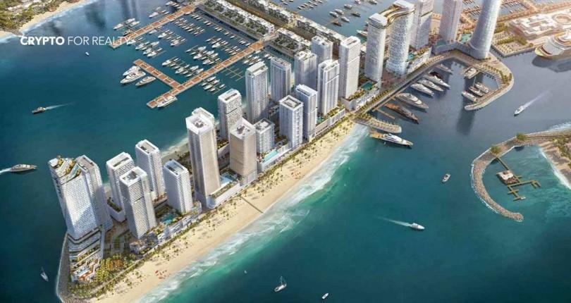 A Closer Look at Emaar Beachfront Master Plan – Beachfront Emaar
